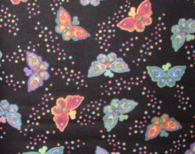 Butterflies & Dots