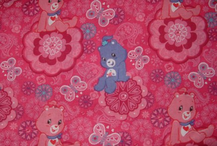 Care Bears on Pink