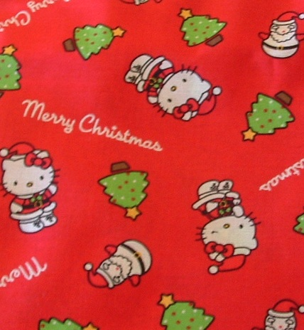 Hello Kitty Red Christmas
