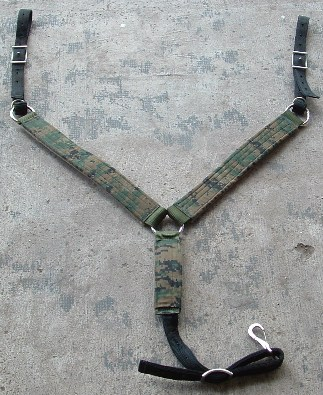 Western Breast collar